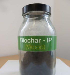 Biochar in a bottle