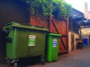 Modus Waste recycling bins